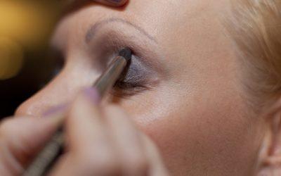 Make-up fifties en sixties