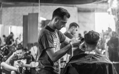Barbier; eyecatcher tijdens uw event