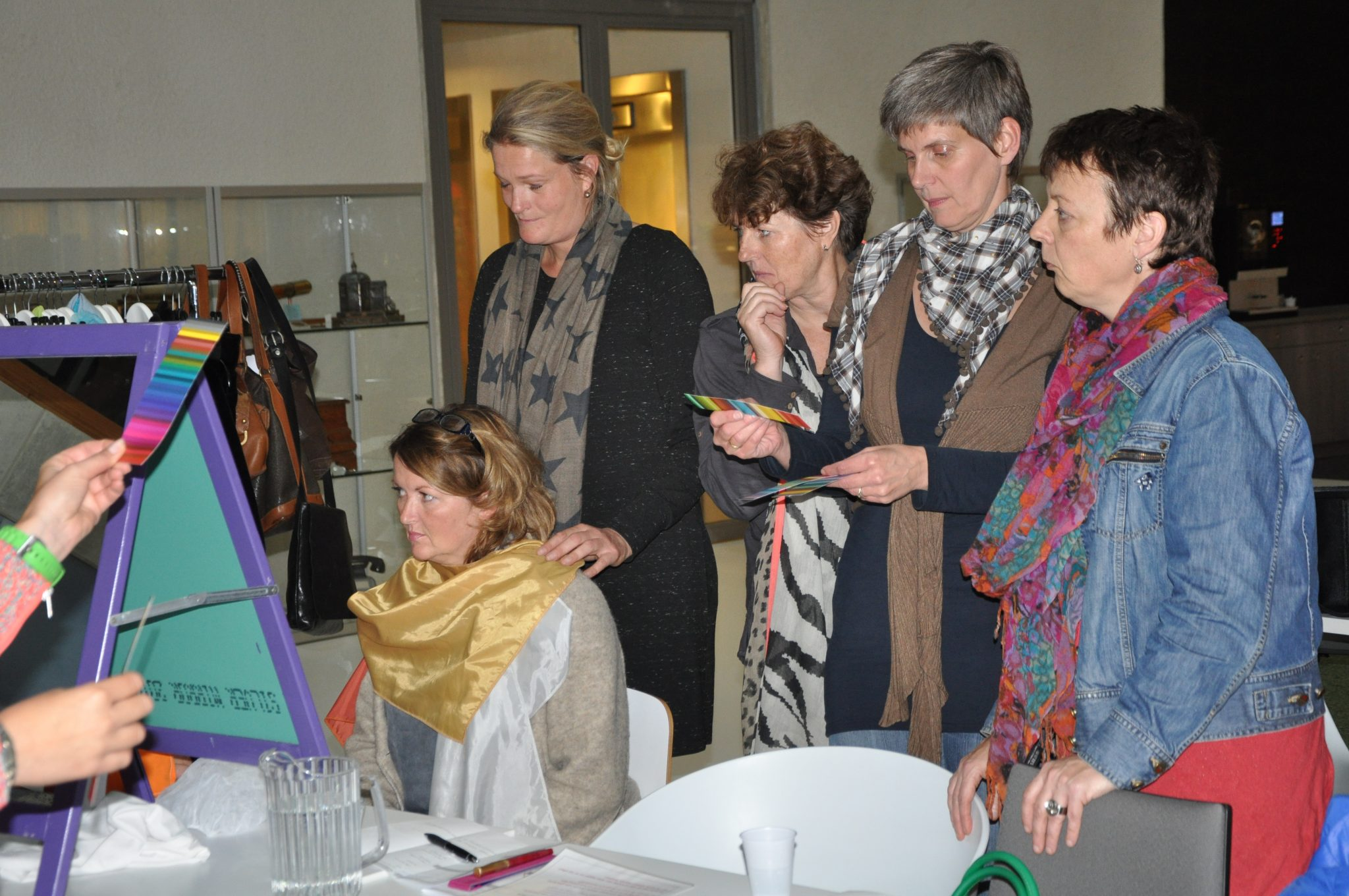 kleuranalyse workshop