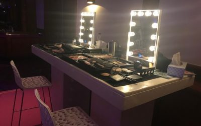 Beauty lab: beauty entertainment op locatie