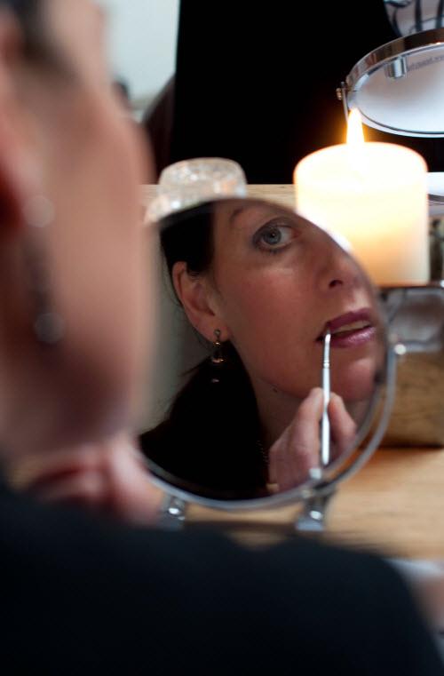 Feestdagen make-up workshop